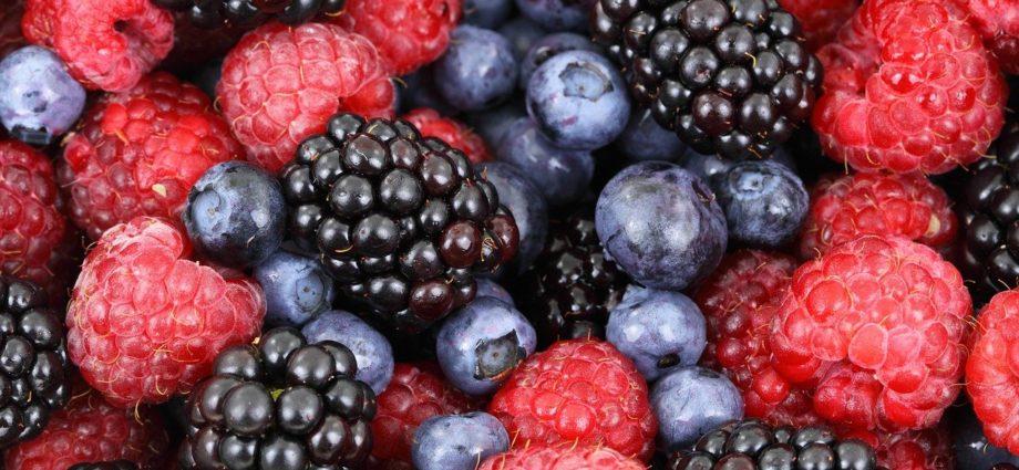 Kosz z owocami pomysłem na prezent