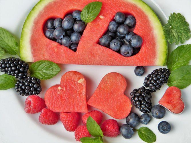 Owoce jako zdrowy, smaczny prezent