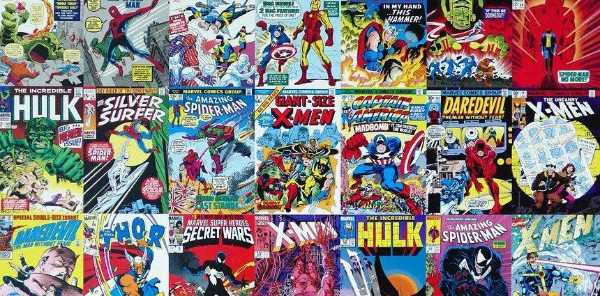 Dla fanów komiksów i nie tylko